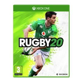 Rugby 20 Xbox One Pre-Order Game Best Price, Cheapest Prices