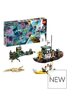 LEGO Hidden Side 70419 Wrecked Shrimp Boat AR Lego Games with Lego app Best Price, Cheapest Prices