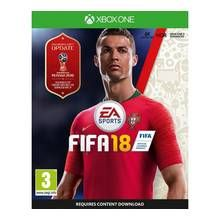 FIFA 18 Xbox One Game Best Price, Cheapest Prices