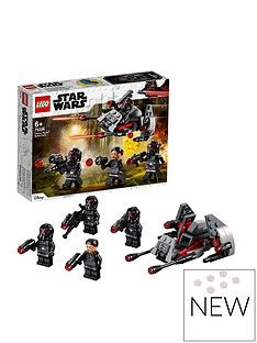 LEGO Star Wars 75225 Inferno Squad™Battle Pack Best Price, Cheapest Prices