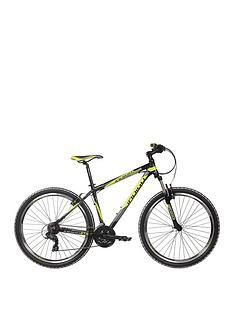 Indigo Surge Alloy Mens Mountain Bike 17.5 inch Frame Best Price, Cheapest Prices