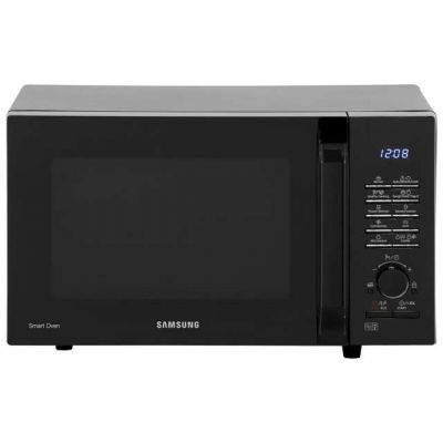 Samsung Smart Oven MC28H5125AK 28 Litre Combination Microwave Oven - Black Best Price, Cheapest Prices