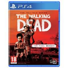 The Walking Dead Season 4 PS4 Game Best Price, Cheapest Prices