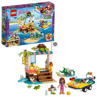LEGO Friends Turtle Rescue Mission Playset - 41376 Best Price, Cheapest Prices