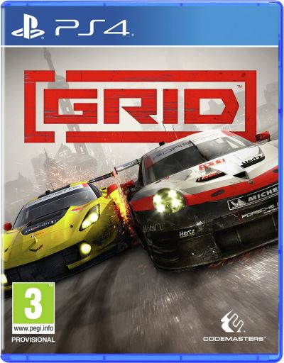 Grid PS4 Pre-Order Game Best Price, Cheapest Prices