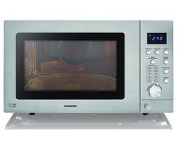 KENWOOD K25CSS19 Combination Microwave – Silver Best Price, Cheapest Prices