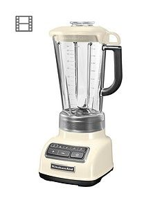 KitchenAid 5KSB1585BAC Diamond Blender - Cream Best Price, Cheapest Prices