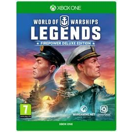World of Warships: Legends Deluxe Edition Xbox One Game Best Price, Cheapest Prices