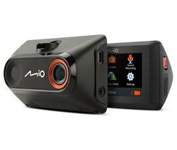 MIO MiVue 785 Touch Dash Cam - Black Best Price, Cheapest Prices
