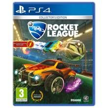Rocket League Collectors Edition PS4 Game Best Price, Cheapest Prices