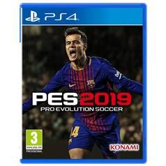 PES 2019 PS4 Game Best Price, Cheapest Prices