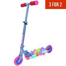 Ozbozz Cosmic Scooter - Light Pink Best Price, Cheapest Prices