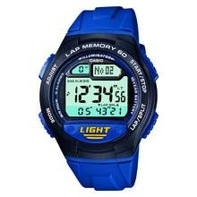 Casio Men's 60 Lap Memory Blue Resin Strap Watch Best Price, Cheapest Prices