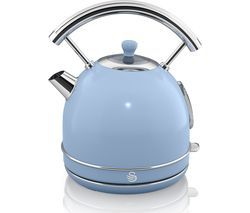 SWAN Retro SK34021BLN Traditional Kettle - Blue Best Price, Cheapest Prices