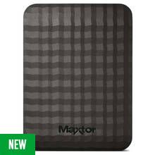 Maxtor M3 2TB Portable External Hard Drive Best Price, Cheapest Prices