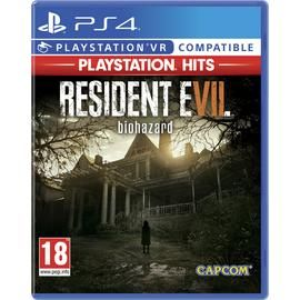 Resident Evil VII PS4 Hits Game (PS VR Compatible) Best Price, Cheapest Prices