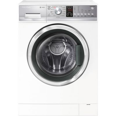 Fisher & Paykel WM1480P1 8Kg Washing Machine with 1400 rpm - White - A+++ Rated Best Price, Cheapest Prices