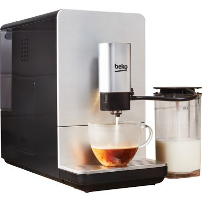 Beko CEG5331X Bean to Cup Coffee Machine - Stainless Steel Best Price, Cheapest Prices