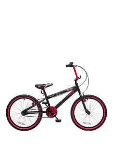 Concept Shark 9.5 Inch Frame 20 Inch Wheel BMX Bike Black Best Price, Cheapest Prices