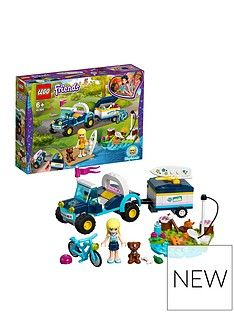LEGO Friends 41364 Stephanie's Buggy & Trailer Best Price, Cheapest Prices