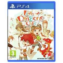 Little Dragons Cafe PS4 Game Best Price, Cheapest Prices