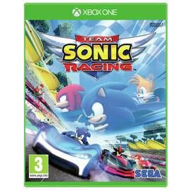 Team Sonic Racing Xbox One Game Best Price, Cheapest Prices