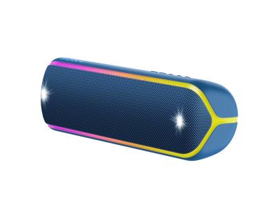 Sony SRS-XB32 Portable Wireless Speaker- Blue Best Price, Cheapest Prices