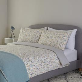 Habitat Angelica Dots Bedding Set - Superking Best Price, Cheapest Prices