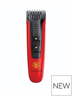 Remington MB4128 Beard Boss Beard Trimmer - Manchester United Edition Best Price, Cheapest Prices