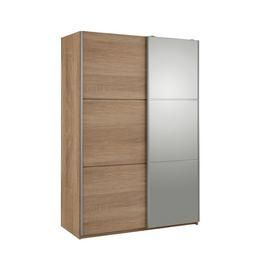 Argos Home Holsted Medium Sliding Wardrobe Best Price, Cheapest Prices