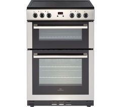 NEW WORLD NW 60EDOMC STA 60 cm Electric Ceramic Cooker - Stainless Steel Best Price, Cheapest Prices