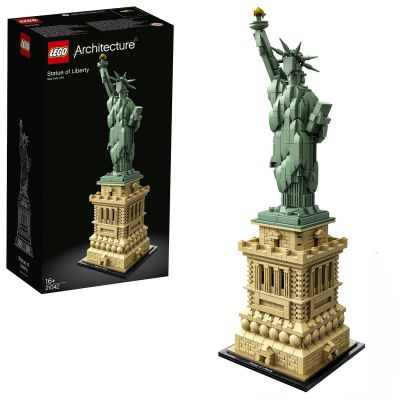 LEGO Architecture Statue of Liberty - 21042 Best Price, Cheapest Prices