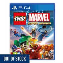 LEGO Marvel Super Heroes PS4 Game Best Price, Cheapest Prices