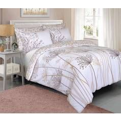 Argos Home Natural Meadow Bedding Set – Double Best Price, Cheapest Prices