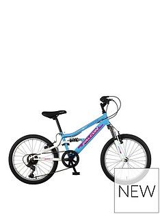 Moonstone Full Suspension Kids Bike 20 inch Wheel Best Price, Cheapest Prices