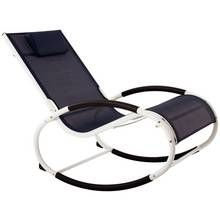 Vivere Wave Rocker - Navy On Matte White Best Price, Cheapest Prices