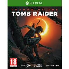 Shadow of Tomb Raider Xbox One Game
