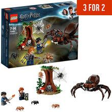LEGO Harry Potter Aragog's Lair Wizarding Fan Gift - 75950 Best Price, Cheapest Prices