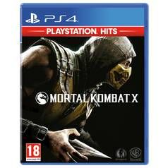 Mortal Combat X PS4 Hits Pre-Order Game Best Price, Cheapest Prices