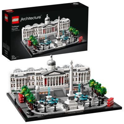 LEGO Architecture Trafalgar Square - 21045 Best Price, Cheapest Prices