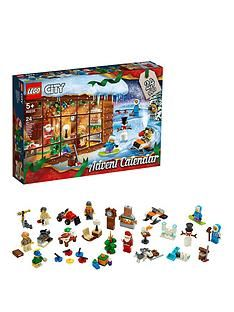 LEGO City 60235 Advent Calendar 2019 with Father Christmas Minifigure Best Price, Cheapest Prices