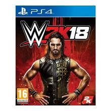 WWE 2K18 PS4 Game Best Price, Cheapest Prices