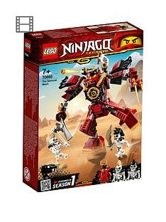 LEGO Ninjago 70665 The Samurai Mech Best Price, Cheapest Prices