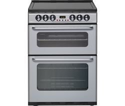 NEW WORLD EC600DOm Electric Cooker - Silver Best Price, Cheapest Prices