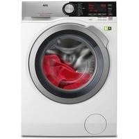 AEG L8FEC946R 8000 Series PlusSteam 9kg 1400rpm Freestanding Washing Machine-White Best Price, Cheapest Prices