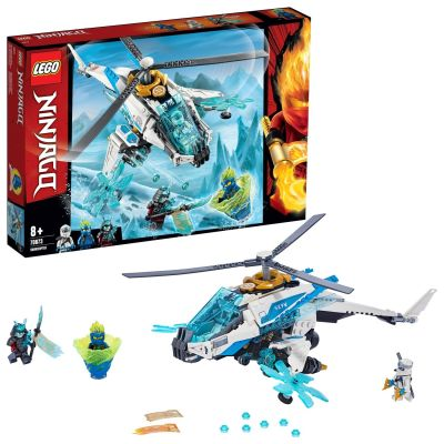 LEGO Ninjago Shuricopter Playset - 70673 Best Price, Cheapest Prices