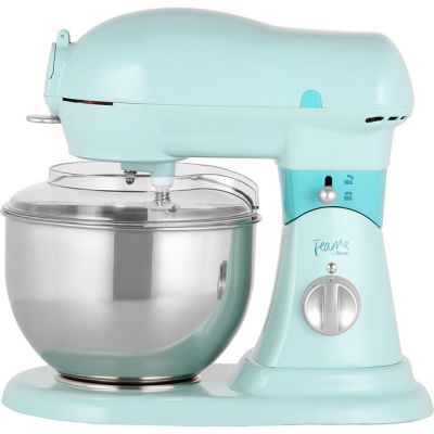 Swan Fearne By Swan SP32010PKN Stand Mixer with 6 Litre Bowl - Peacock Best Price, Cheapest Prices
