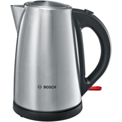 Bosch CityII TWK78B01GB Kettle - Stainless Steel Best Price, Cheapest Prices