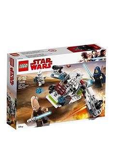 LEGO Star Wars 75206Jediand Clone TroopersBattle Pack Best Price, Cheapest Prices