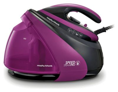 Morphy Richards 332102 Speed Steam Pro Steam Generator Iron Best Price, Cheapest Prices